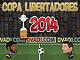 Koca Kafalar - Güney Amerika Kupası